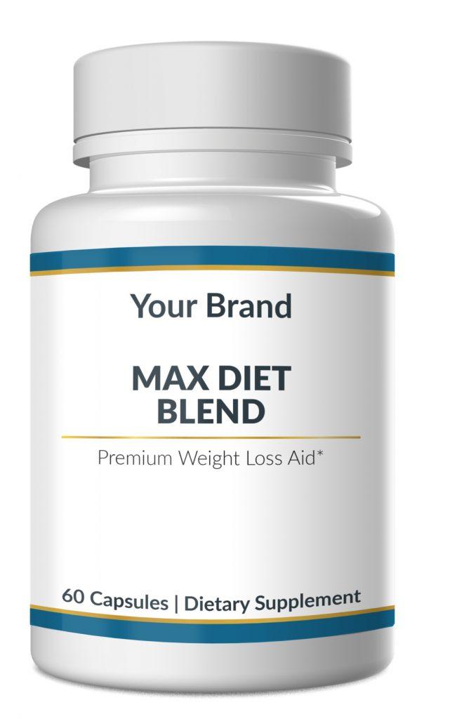 دايت ماكس كبسولات Diet Max لانقاص الوزن بشكل سريع