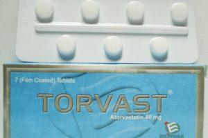 دواء تورفاست Torfast أقراص لعلاج زيادة الكوليسترول