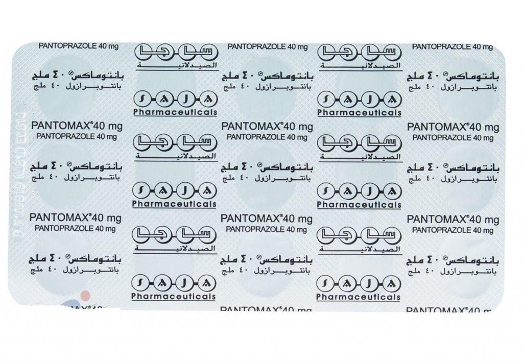 الآثار الجانبية الخاصة بدواء Pantomax أقراص