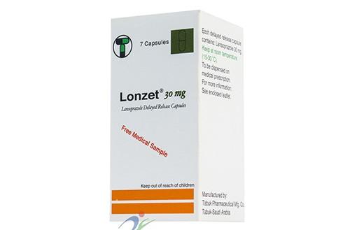 Photo of كبسولات Lonzet علاج فعال وقوي لقرحة المعدة والإثني عشر