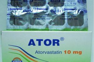 أتور أقراص Ator Tablet منظم للدهون