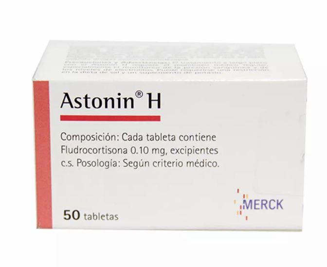 Photo of أستونين – هـ  Astonin – H Tablets لعلاج ضغط الدم المنخفض إستخدماتة وموانع إستعمالة