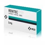 دواعي استخدام دواء رينيتك أقراص لعلاج ضغط الدم المرتفع