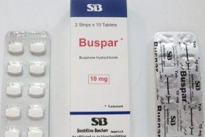 بوسبار Buspar أقراص لعلاج التوتر العصبي والجرعة المطلوبة