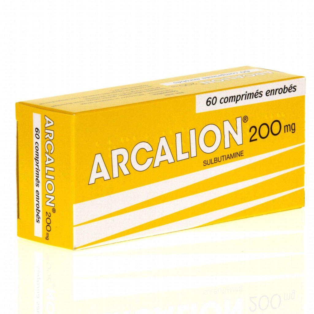 دواعي إستعمال اركاليون اقراص