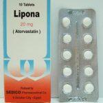 ليبونا أقراص Lipona Tablets لخفض نسبة الكوليسترول في الدم