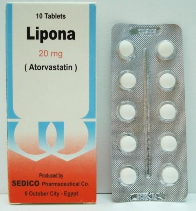 Photo of ليبونا أقراص Lipona Tablets لخفض نسبة الكوليسترول في الدم