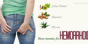 علاج البواسير بالأعشاب نهائياً
