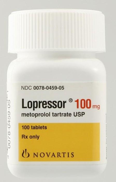 موانع استخدام أقراص لوبريسور Lopressor Tablets