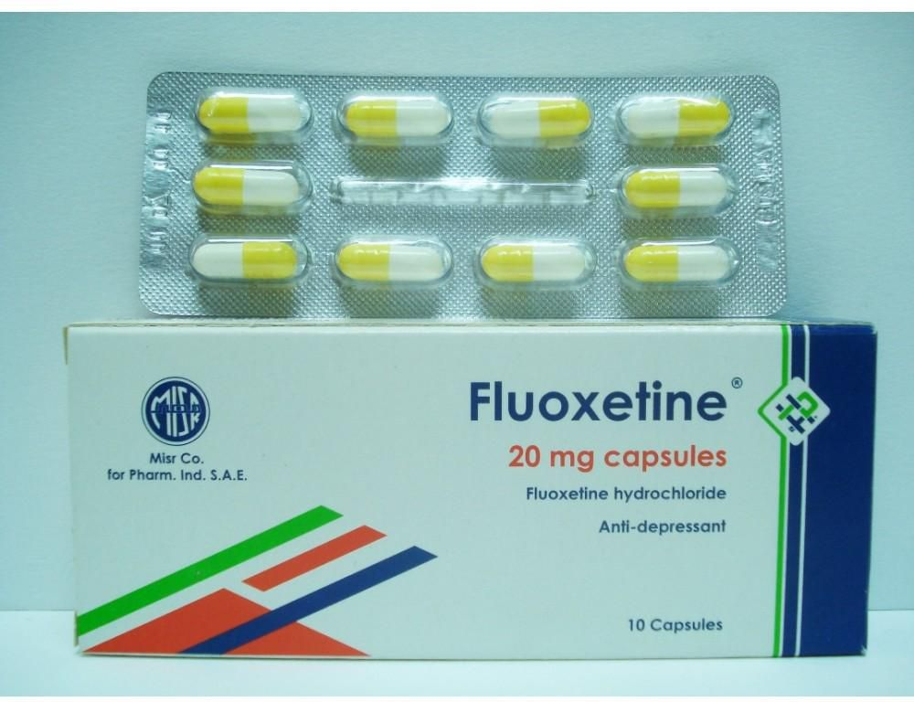 Photo of فلوكستين كبسول Fluoxetine لعلاج التوتر والقلق والجرعة المسموح بها