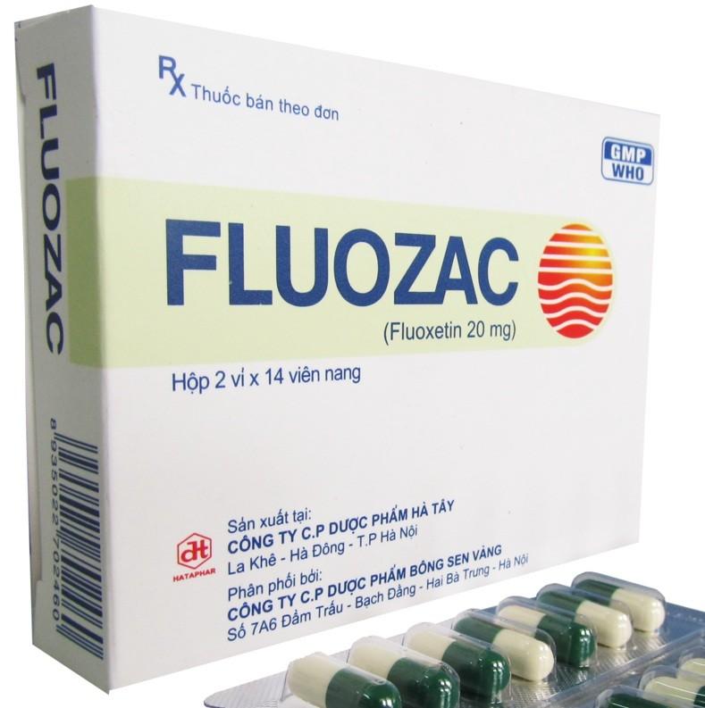 ما هي الآثار الجانبية لدواء فلوزاك كبسولات