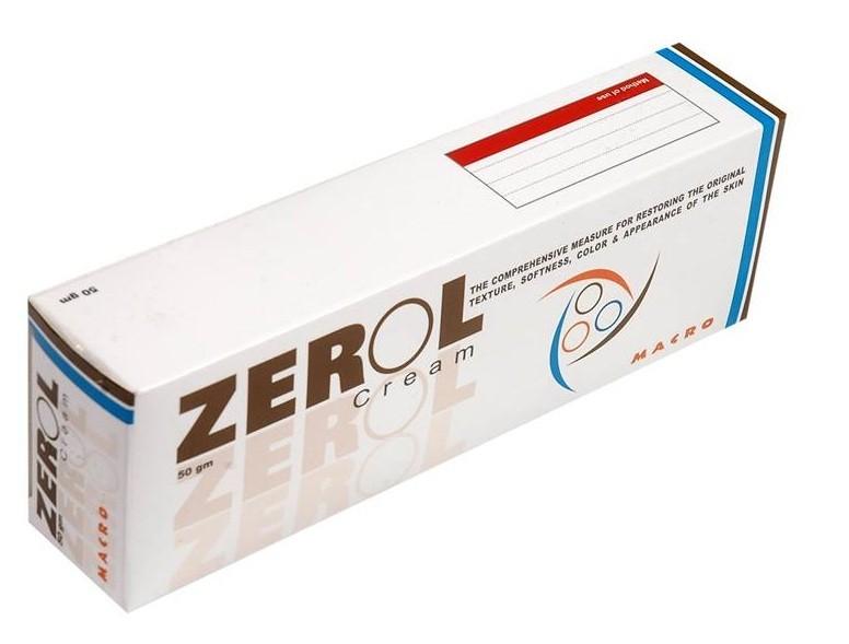 كيفية استخدام كريم زيرول