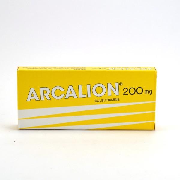 موانع استعمال دواء أركاليون فورت
