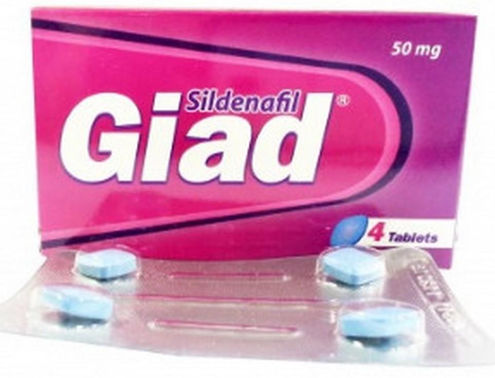 الآثار الجانبية لاستعمال دواء جياد Giad Tablets