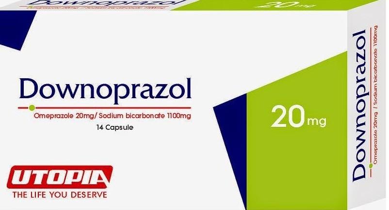 موانع الاستعمال لدواء داونوبرازول كبسولات Downoprazol Capsules