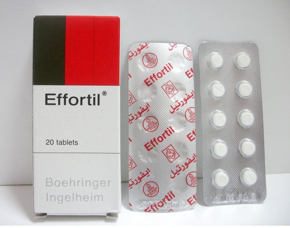 الآثار الجانبية لدواء ايفورتيل