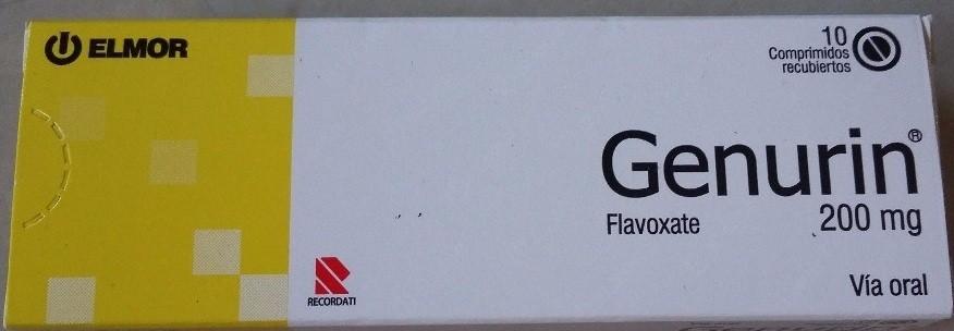 موانع الاستعمال لدواء جينورين أقراص لعلاج تقلصات الجهاز البولي
