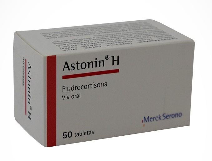 الآثار الجانبية لعلاج Astonin – H أستونين – هـ