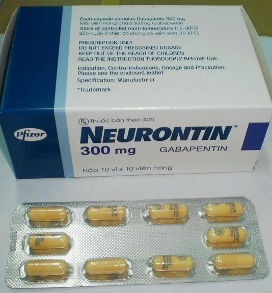 دواء نيورونتين NEURONTIN الخاص بعلاج الصرع بكافة انواعة