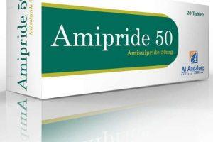 اقراص أميبريد Amipride لعلاج انفصام الشخصية وارشادات هامة للاستخدام