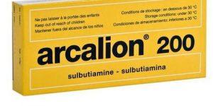 اركاليون Arcalion اقراص لتنشيط الذاكرة والضعف الجنسي