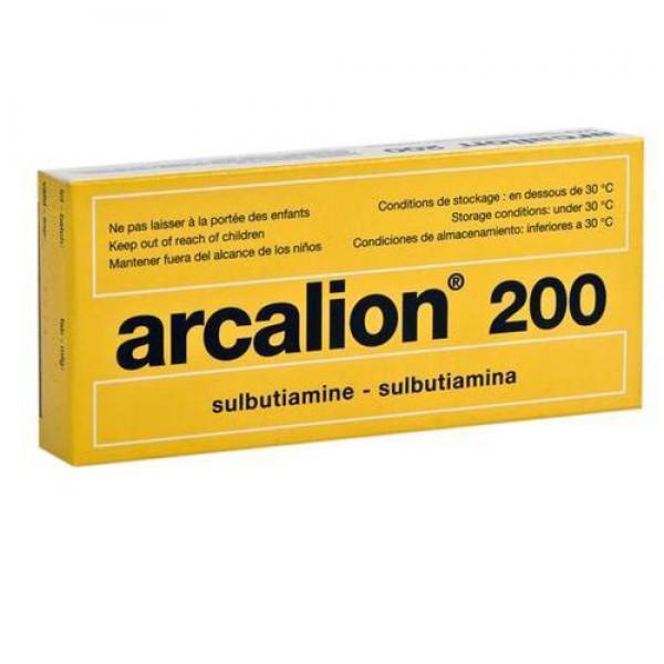 Photo of اركاليون Arcalion اقراص لتنشيط الذاكرة وعلاج الضعف العام
