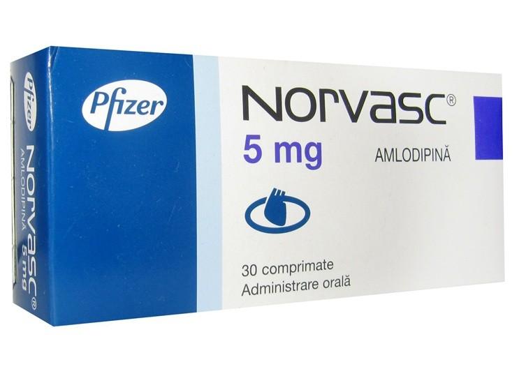 موانع الاستعمال لدواء نورفاسك كبسولات Norvasc Capsules