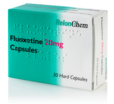 سعرفلوكستين كبسول Fluoxetine