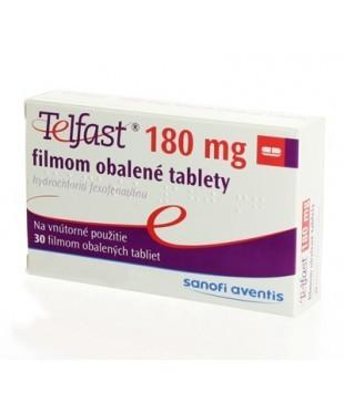دواعي الاستخدام أقراص تلفاست Telfast Tablets