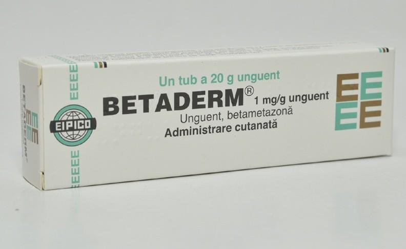الاستخدام الصحيحة لكريم بيتاديرم