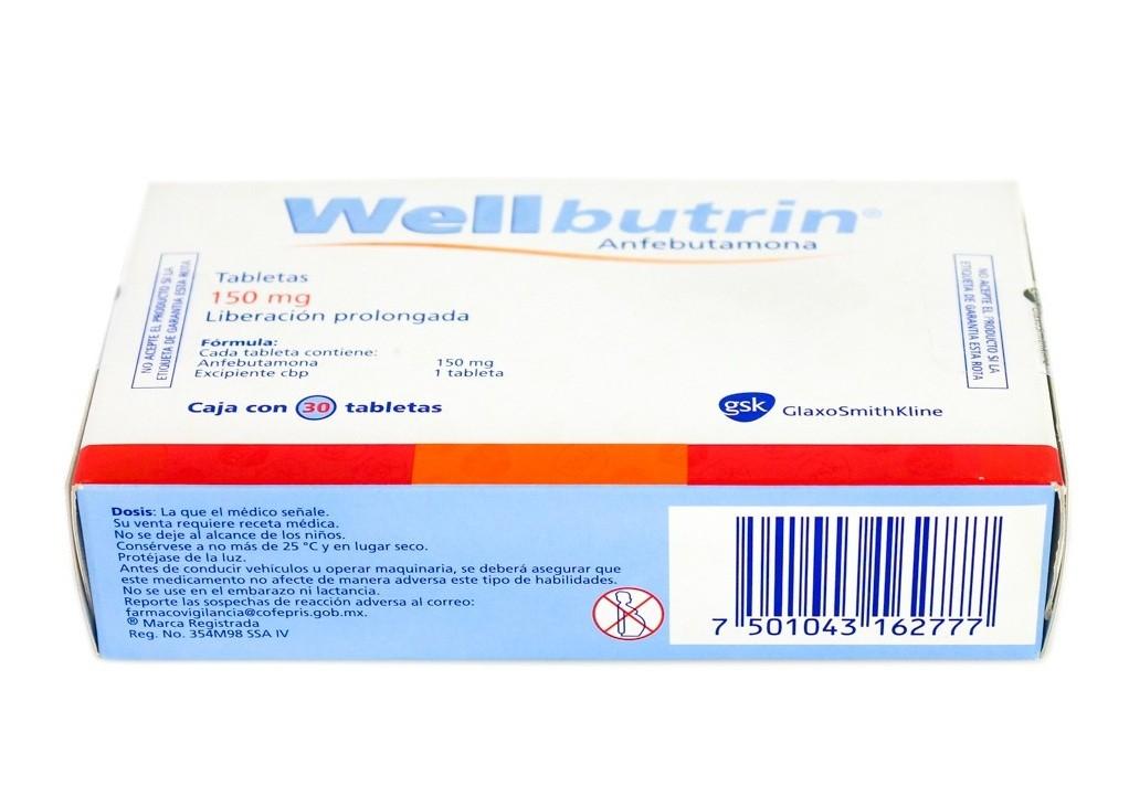 الآثار الجانبية لدواء ويلبوترين أقراص