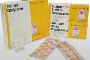 أنافرانيل أقراص Anafranil Tablets لعلاج الاكتئاب