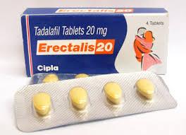 اريكتالس ERECTALIS 20 دواعي الاستخدام والجرعة