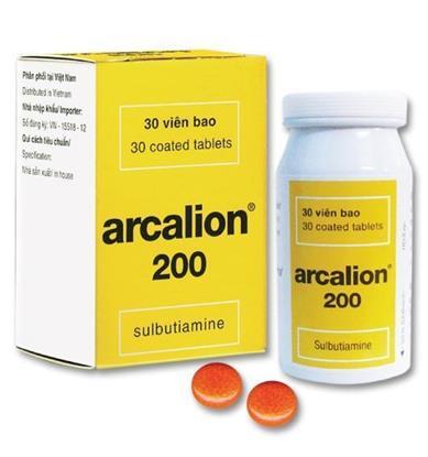 الآثار الجانبية لدواء اركاليون اقراص