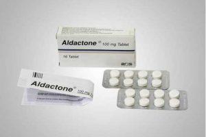 الداكتون أقراص Aldactone Tablets لمرضى ضغط الدم المرتفع