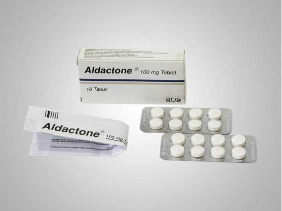 دواعي إستعمال علاج الداكتون أقراص Aldactone Tablets