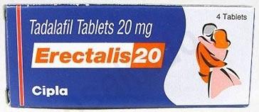 اريكتالس ERECTALIS 20