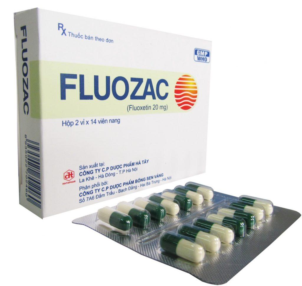 فلوزاك كبسول Fluozac لعلاج الوسواس القهري وتأثيرة على المريض