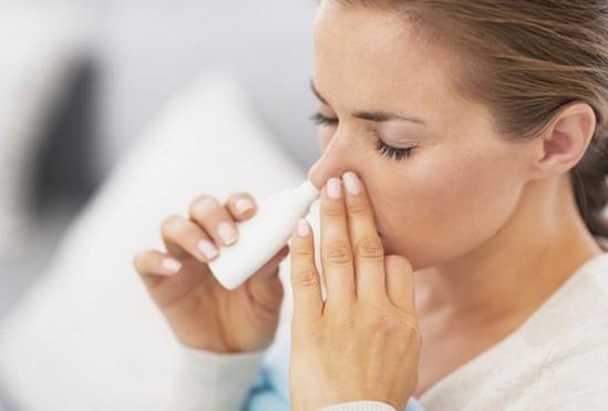 علاج حساسية الأنف