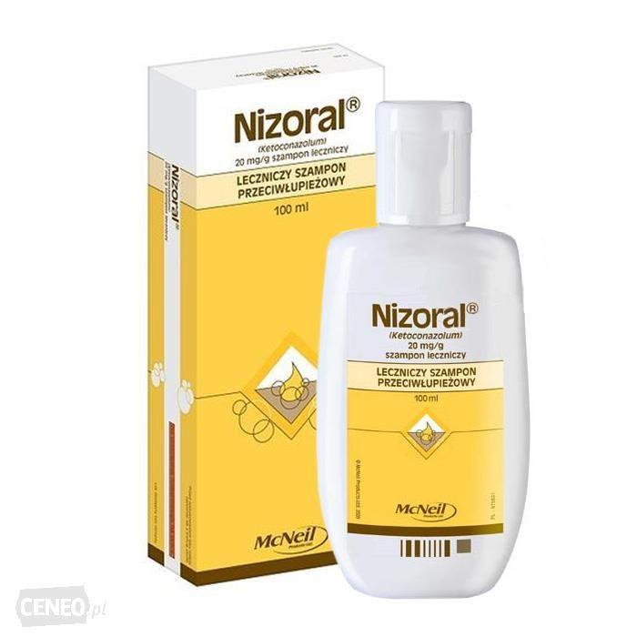 دواعي استعمال نيزورال شامبو Nizoral Shampoo