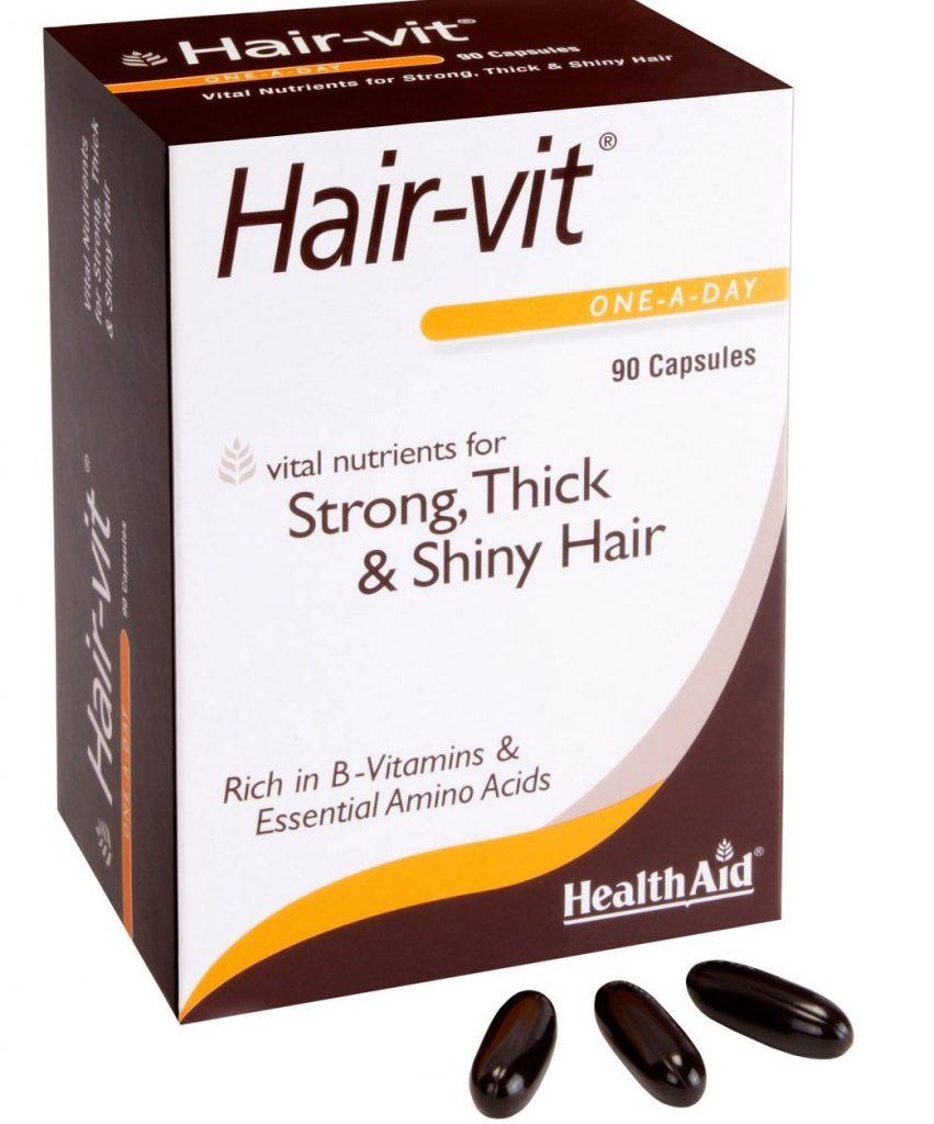 Photo of هير فيت كبسولات Hair Vit Capsules لمعالجة الشعر والأظافر