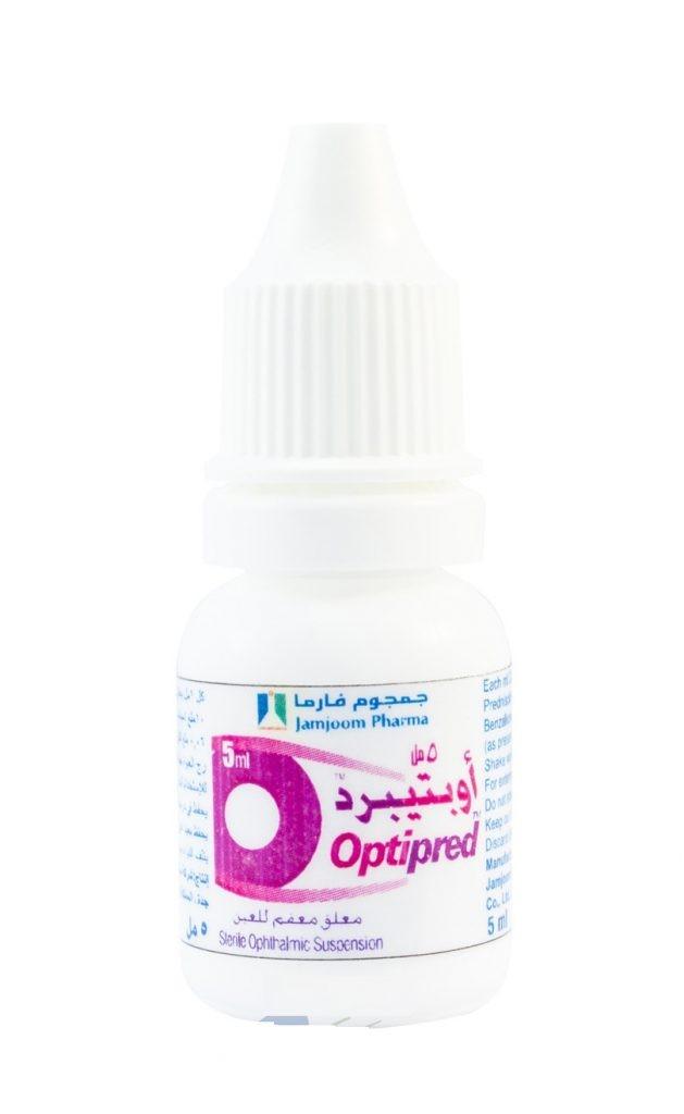 موانع استخدام قطرة أوبتيبرد optipred Drops