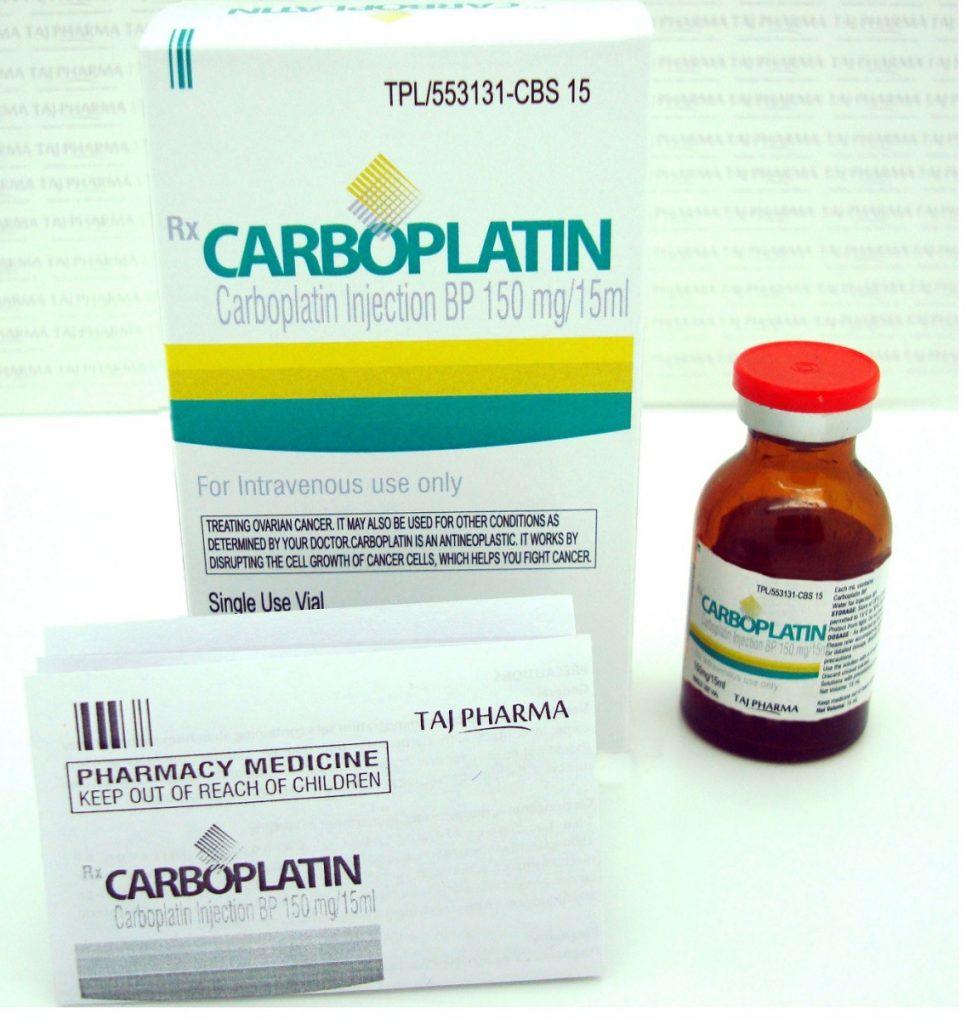 Photo of كاربوبلاتين حقن carboplatin ودواعي الإستعمال والآثار الجانبية