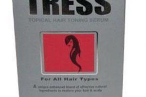 زيت تريس Tress Hair Oil لعلاج تساقط الشعر وتغذيته