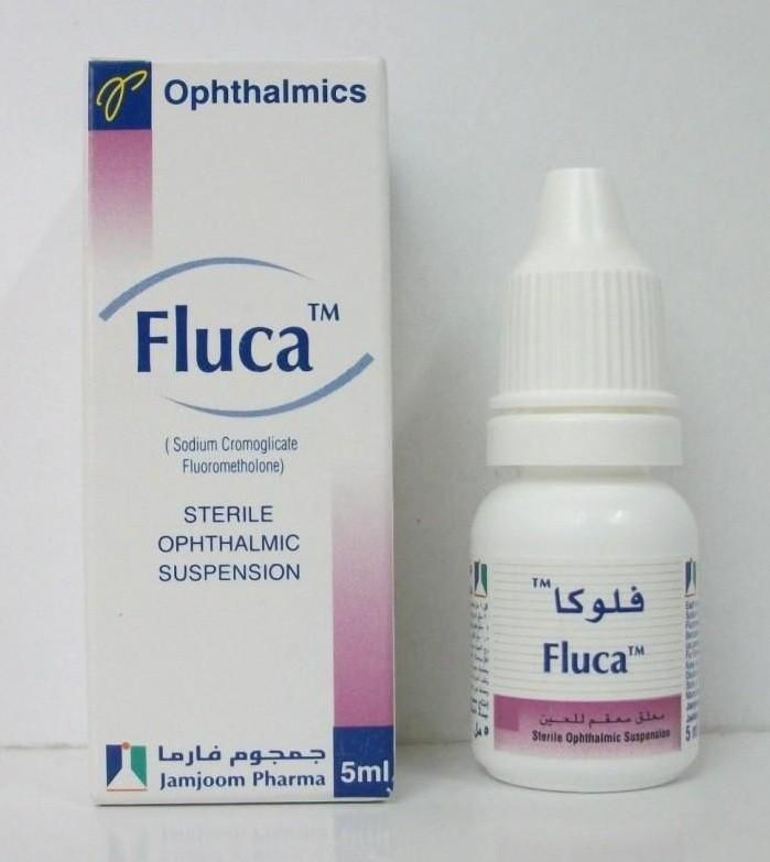 Photo of فلوكا قطرة Fluca Eye Drops لعلاج إلتهابات القرنية والجفن