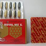 رويال فيت جي كبسولات Royal Vit G Capsules مكمل غذائي