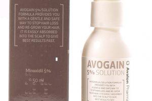أفوجين محلول Avogain SoLution لعالج حالات الصلع