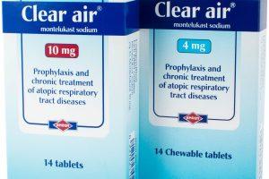 كلير اير Clear Air لعلاج الحساسية فوائده والأثار الجانبية