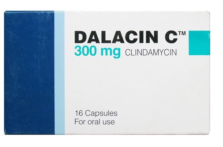 دالاسين سى كبسولات Dalacin C Capsles مضاد حيوي واسع المجال