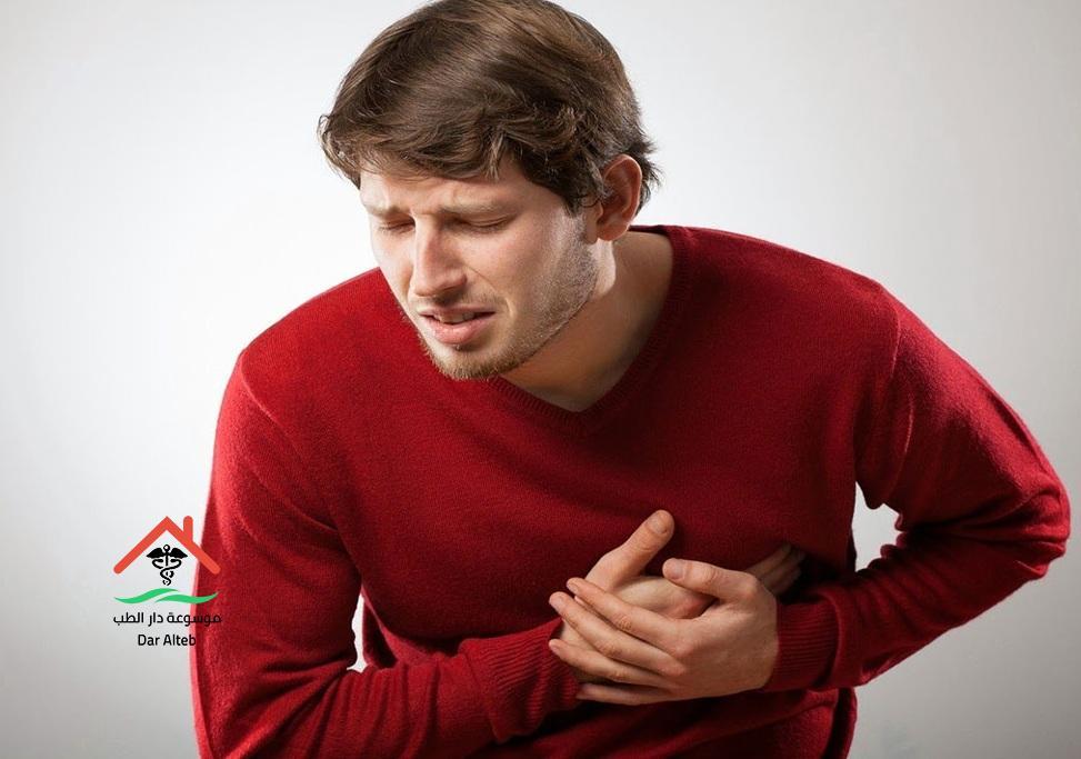 علاج الذبحة الصدرية بالأعشاب بطرق فعالة ومجربة